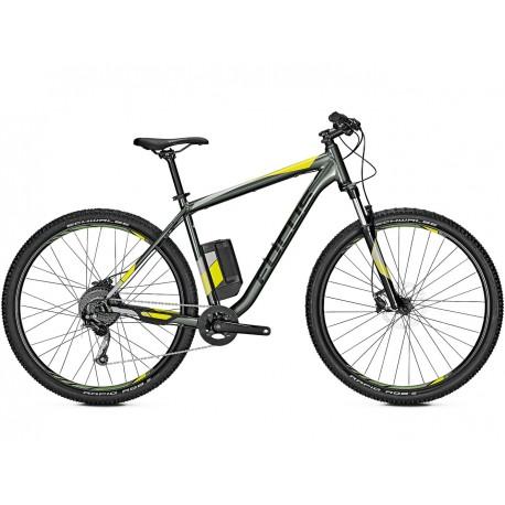 Bicicleta electrica Focus Whistler2 3.9 9G 29 grey 2019