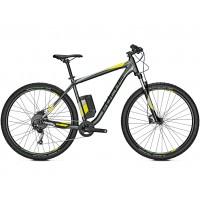 Bicicleta electrica Focus Whistler2 3.9 9G 29 grey 2019 - 500mm (L)
