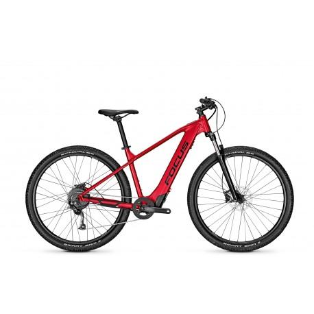 Bicicleta electrica Focus Whistler2 6.9 9G 29 Barolo Red 2019