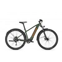 Bicicleta electrica Focus Whistler2 6.9 EQP 29 Moss Green 2019