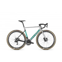 Bicicleta Focus Izalco Max Disc 9.9 22G silver 2019