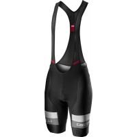 Pantaloni scurti cu bretele Castelli Competizione Negru L
