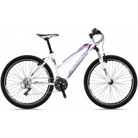 Bicicleta Sprint Dynamic LD 26 alb/albastru 2018-430 mm