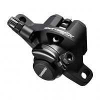 Frana spate Shimano BR-TX805 Tourney fara disc neagra adaptor