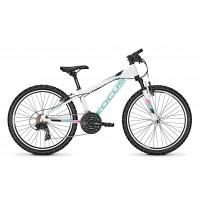 Bicicleta Focus Raven Rookie 21G 24 white