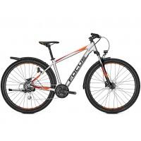 Bicicleta Focus Whistler 3.6 EQP 24G 29 chromosilvermatt 2019 440mm (M)