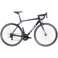 Bicicleta Felt FR30 28 Negru/Alb/Bleumarin 56cm