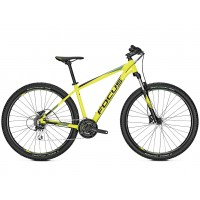 Bicicleta Focus Whistler 3.6 24G 29 citrusgreen 2019 - 520mm (XL)
