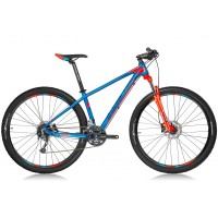 Bicicleta Shockblaze R5 29 albastru lucios 2016 48 cm