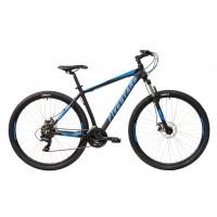 Bicicleta Fivestars Rebel 29 MDB 430mm Negru/Albastru 2019
