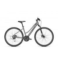 Bicicleta Focus Crater Lake 3.7 TR 28 Toronto Grey 2020 - 45(S)