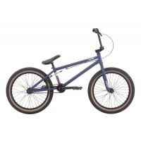 Bicicleta BMX HARO Boulevard albastru mat 20.5 2018