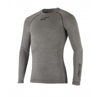 Bluza Alpinestars Tech Top LS Winter Gray M/L