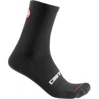 Sosete Castelli Pro Sock Negre S/M