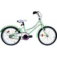 Bicicleta copii Robike Alice 20 turquise/violet
