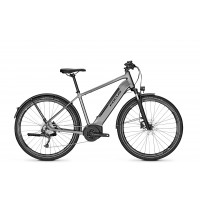 Bicicleta Electrica Focus Planet 2 5.9 DI 28 Toronto Grey 2020