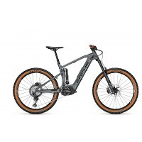 Bicicleta Electrica Focus Sam 2 6.8 27.5 Slate Grey 2020
