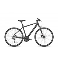 Bicicleta Focus Crater Lake 3.9 DI 28 Diamond Black 2020