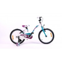 Bicicleta Sprint Alice 18 Alb Lucios