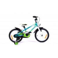 Bicicleta Sprint Casper 16 Albastru Metalic 2020