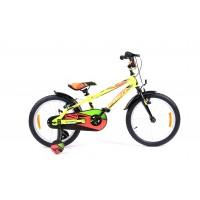 Bicicleta Sprint Casper 18 Verde Neon