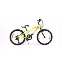 Bicicleta Sprint Casper 20 Verde Neon 2020