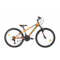 Bicicleta Sprint Casper 24 Portocaliu Neon 2020