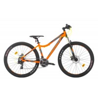 Bicicleta Sprint Hunter MDB 27.5 Portocaliu Mat 2020 400mm