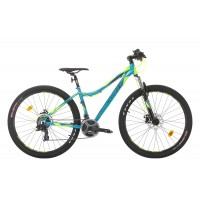 Bicicleta Sprint Hunter MDB 27.5 Turcoaz 2020 400mm