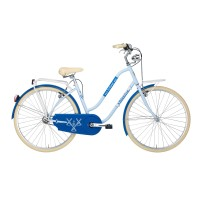 Bicicleta Adriatica Holland Lady 26 albastra 450mm