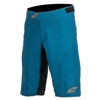 Pantaloni scurti Alpinestars Hiperlight 2 Shorts blue bright orange 30