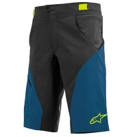 Pantaloni scurti Alpinestars Pathfinder Base Shorts black/royal blue 36