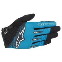 Manusi Alpinestars Flow Glove bright blue black XL