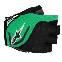 Manusi Alpinestars Pro-Light Short Finger black bright green XL