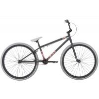 Bicicleta BMX HARO Downtown roata 26 T/T 22 negru mat 2018