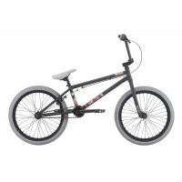 Bicicleta BMX HARO Downtown negru mat 20.3 2018