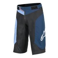 Pantaloni scurti Alpinestars Vector black/atoll blue 34
