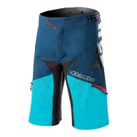 Pantaloni scurti Alpinestars Drop Pro poseidon blue/atoll blue 32