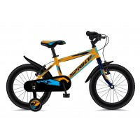 Bicicleta Sprint Casper 16 orange/blue
