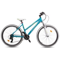 Bicicleta Sprint Karolina 26 430mm Turcoaz Lucios 2019