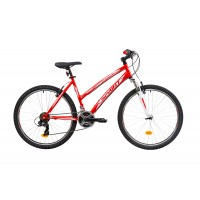 Bicicleta Sprint Cougar Lady 26 460mm Rosu Lucios 2019
