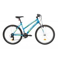 Bicicleta Sprint Cougar Lady 26 460mm Albastru Lucios 2019