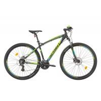 Bicicleta Sprint GTS HDB 29 440mm Negru/Verde mat 2019