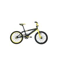 Bicicleta Adriatica BMX Freestyle 20 Galben/Negru