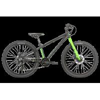 Bicicleta Haro Beasley 24 300mm Negru/verde 2019