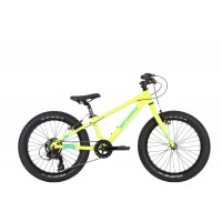 Bicicleta Haro Flightline 20 Plus 260mm Negru/Verde Neon 2019