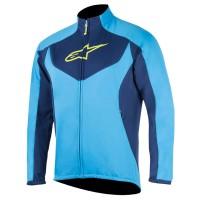 Jacheta Alpinestars MID LAYER bright blue/deep blue S
