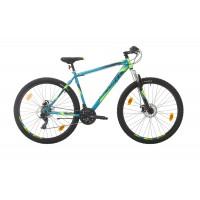 Bicicleta Sprint Active DD 29 Turcoaz Lucios 2020 440mm