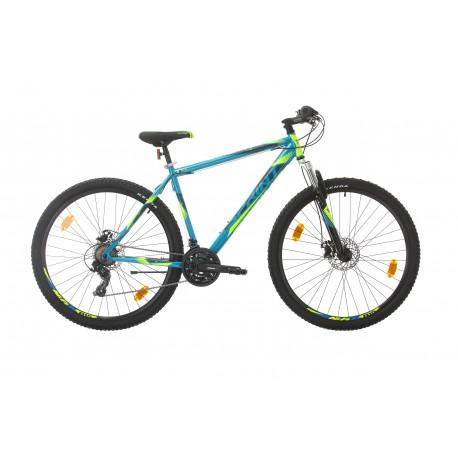Bicicleta Sprint Active DD 29 Turcoaz Lucios 2020 480mm