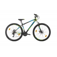 Bicicleta Sprint Active DD 29 Negru Mat 2020 480mm
